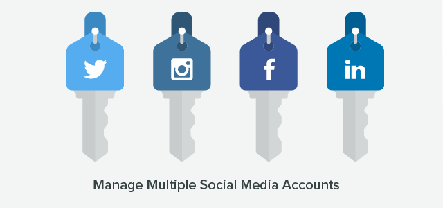 How to Manage Multiple Social Media Accounts
