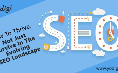 How to Thrive, Not Just Survive in the Evolving SEO Landscape