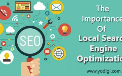 The Importance Of Local Search Engine Optimization